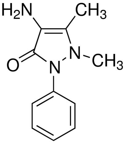 4-Aminoantipyrín