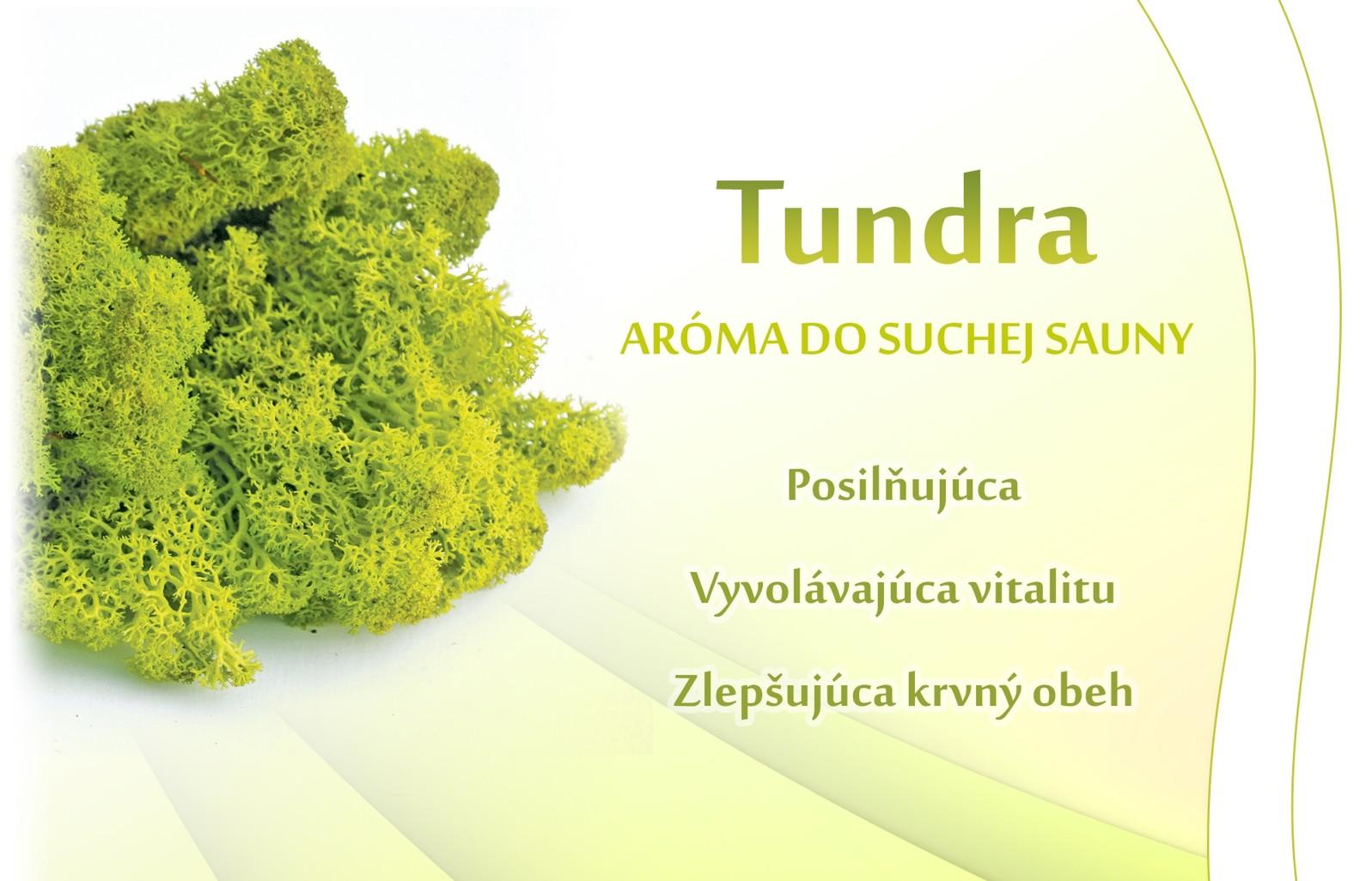 Tundra - suchá sauna