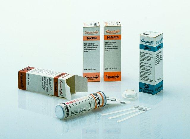 Testovacie prúžky na stanovenie Siričitanov Quantofix®