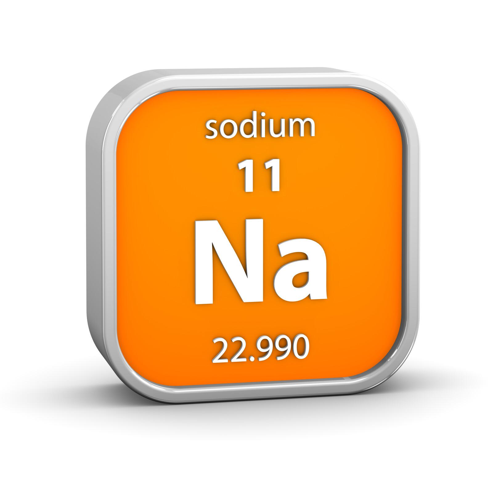 Sodík kovový (v minerálnom oleji)